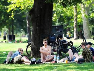 Φωτογραφία για Ολλανδία: 400 θάνατοι από τον καύσωνα μέσα σε μία εβδομάδα