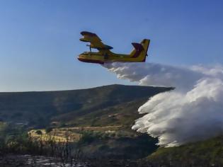 Φωτογραφία για Πολιτική Προστασία για φωτιές: Εκρηκτικό κλίμα για τρεις ημέρες