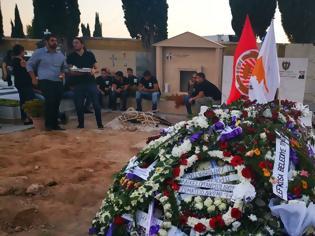 Φωτογραφία για Βεβήλωσαν τον τάφο του Χριστόφια