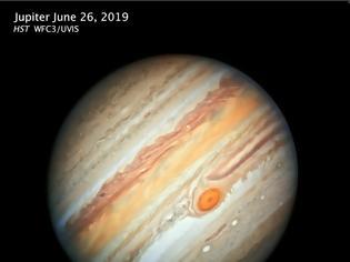 Φωτογραφία για Νέο πορτρέτο του Δία από το τηλεσκόπιο Hubble