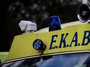 Φωτογραφία για Θανατηφόρο τροχαίο - Οδηγός ΙΧ έχασε τον έλεγχο και έπεσε σε τοίχο