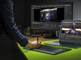Φωτογραφία για NVIDIA RTX Studio Laptops
