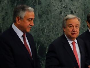 Φωτογραφία για Γκουτέρες: Αμετάβλητη η θέση του ΟΗΕ για την Αμμόχωστο