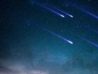 Φωτογραφία για Έρχεται η θεαματική «βροχή» αστεριών. Σήμερα και αύριο