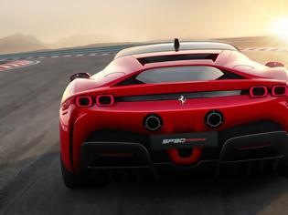 Φωτογραφία για Ferrari SF90 Stradale (video)