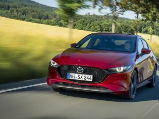 Φωτογραφία για Mazda 3 SkyActiv-X
