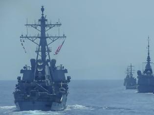 Φωτογραφία για Φωτος: Γυμνάσια ναυτικών δυνάμεων από Ισραήλ, ΗΠΑ, Ελλάδα και Γαλλία