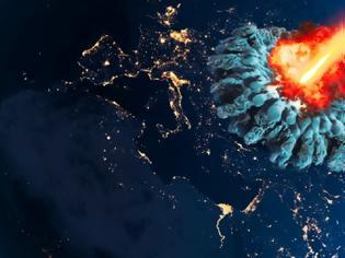 Φωτογραφία για Πλησιάζει την Γη αστεροειδής μεγάλου μεγέθους: Τι προβλέπει η «Αποκάλυψη» για την έλευση του «Άψινθου» (βίντεο)
