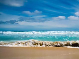 Φωτογραφία για Υψηλές θερμοκρασίες και 8 μποφόρ σήμερα στο Αιγαίο