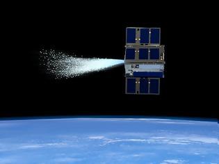 Φωτογραφία για O «χορός» των CubeSats: Εντολές μεταξύ ατμοκίνητων δορυφόρων σε τροχιά