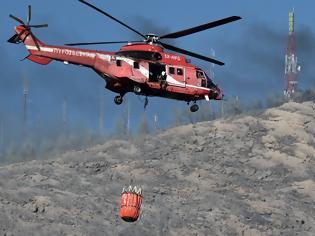 Φωτογραφία για Υμηττός: Πώς ξεκινάει μια φωτιά στις 3 τα ξημερώματα;