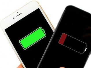 Φωτογραφία για Συμβουλές για να στύψετε την μπαταρία του iPhone και να κρατά περισσότερο