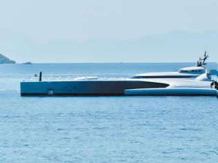 Φωτογραφία για Σκιάθος: Πασαρέλα για dream yachts