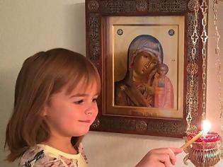 Φωτογραφία για Το παιδί στην Παναγία
