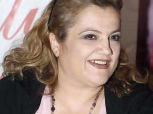 Φωτογραφία για Ελένη Καστάνη: Η αποχώρηση,η..Χαλβάη και η τηλεοπτική έκπληξη...