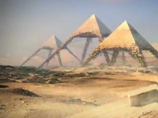 Φωτογραφία για Tο μυστήριο λύθηκε! Πως έχτισαν τις πυραμίδες της Αιγύπτου