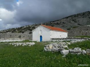 Φωτογραφία για Το μοναστήρι της ΠΑΝΑΓΙΑΣ ΖΑΠΑΤΙΝΑΣ στο ΑΡΧΟΝΤΟΧΩΡΙ Ξηρομέρου -[φωτο]