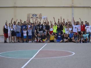 Φωτογραφία για Με επιτυχία ολοκληρώθηκε το τουρνουά μπάσκετ 3 on 3 - Beyond your Limits- Anniversary X που διοργανώθηκε στον Αστακό! -[ΦΩΤΟ: Make art]