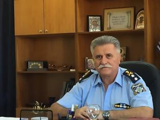 Φωτογραφία για Το βιογραφικό του νέου Γενικού Αστυνομικού Διευθυντή Δυτικής Ελλάδας