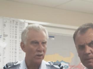 Φωτογραφία για ΤΩΡΑ - Στο ΕΘΚΕΠΙΧ ο Υπουργός Εθνικής Άμυνας Νίκος Παναγιωτόπουλος