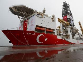 Φωτογραφία για Νέα τουρκική Navtex – Δεσμεύουν περιοχή της κυπριακής ΑΟΖ