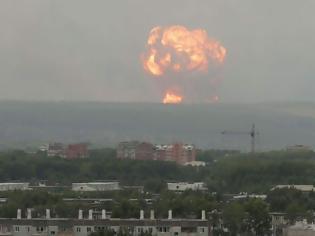 Φωτογραφία για Εως 16 φορές αυξήθηκαν τα επίπεδα ραδιενέργειας μετά το ατύχημα παραδέχεται η Μόσχα