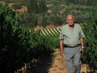 Φωτογραφία για Έφυγε από τη ζωή ο «πατριάρχης» του κρασιού της Νεμέας, Θανάσης Παπαϊωάννου