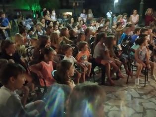 Φωτογραφία για ΑΡΧΟΝΤΟΧΩΡΙ: Ο καραγκιόζης χάρισε χαμόγελα στα παιδιά - [φωτο]