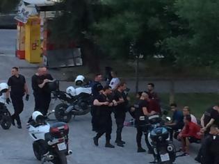 Φωτογραφία για Νέα επιχείρηση σκούπα της ΕΛ.ΑΣ. στη Θεσσαλονίκη - Πάνω από 60 συλλήψεις