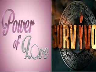 Φωτογραφία για Οριστικά εκτός ελληνικης τηλεόρασης Survivor και Power of love!
