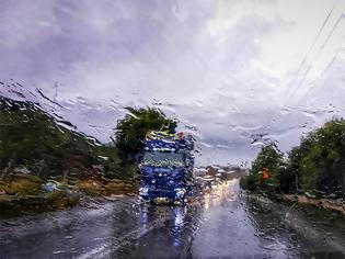Φωτογραφία για Εκτακτο δελτίο επιδείνωσης:  βροχές, καταιγίδες και χαλάζι