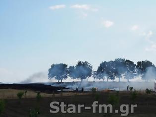 Φωτογραφία για ΣΥΜΒΑΙΝΕΙ ΤΩΡΑ: Πυρκαγιά σε εξέλιξη κοντά στους Μαυραναίους Γρεβενών (εικόνες + video)