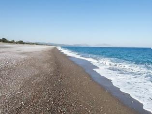 Φωτογραφία για Βρέθηκε βλήμα 50μ. από την ακτή στη Νότια Ρόδο