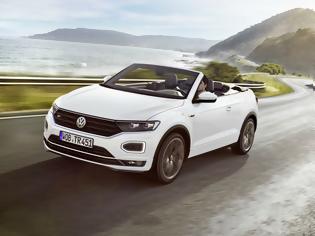 Φωτογραφία για Volkswagen T-Roc Cabriolet: