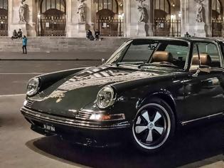 Φωτογραφία για Porsche 911 Targa Ateliers Diva