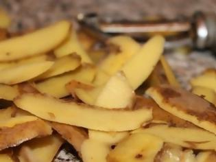 Φωτογραφία για Η φλούδα της πατάτας προστατεύει από τον καρκίνο