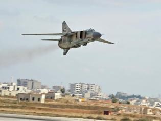 Φωτογραφία για Οι τζιχαντιστές κατέρριψαν συριακό πολεμικό αεροσκάφος