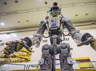 Φωτογραφία για Το ανθρωποειδές ρομπότ που θα στείλουν οι Ρώσοι στο διάστημα (video)