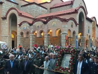 Φωτογραφία για Παναγία Σουμελά στο Βέρμιο: Χιλιάδες κόσμου στον εσπερινό