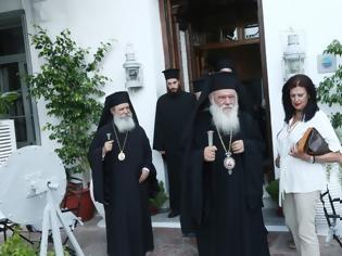 Φωτογραφία για Ιερώνυμος από Ύδρα: «Η Ελλάδα ανήκει σε όλους και δεν μοιράζεται»