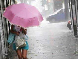 Φωτογραφία για Αλλάζει το σκηνικό - βροχές, καταιγίδες και χαλάζι