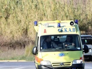 Φωτογραφία για Ένας νεκρός και δύο τραυματίες σε τροχαίο
