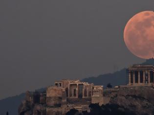 Φωτογραφία για Πανσέληνος Αυγούστου: Απόψε το ολόγιομο φεγγάρι - Όλες οι εκδηλώσεις