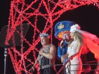 Φωτογραφία για Το πάρτι μεγιστάνα στη Μύκονο που στοίχισε 5 εκατομμύρια!