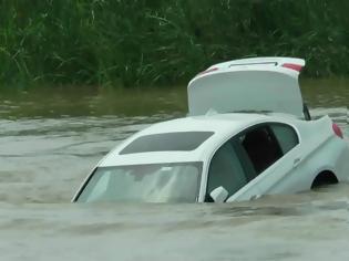 Φωτογραφία για BMW στο ποτάμι (+video)