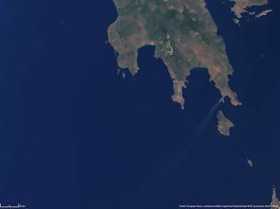 Φωτογραφία για Οι πυρκαγιές από τον δορυφόρο