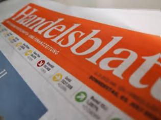 Φωτογραφία για Handelsblatt: Η αλλαγή κυβέρνησης αναζωογονεί το ελληνικό χρηματιστήριο