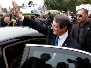 Φωτογραφία για Άλλαξε λιμουζίνα ο πρόεδρος της Κύπρου