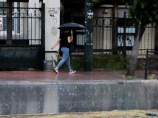 Φωτογραφία για «Φθινόπωρο» με βροχές και καταιγίδες