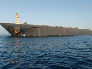 Φωτογραφία για Ενταλμα κατάσχεσης του ιρανικού τάνκερ εξέδωσαν οι ΗΠΑ